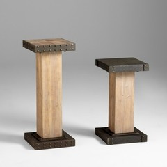 Buy Cyan Design Chester Pedestal in Brown on sale online