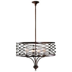 Buy Cyan Design Clarisse Pendant in Calcutta Dusk on sale online