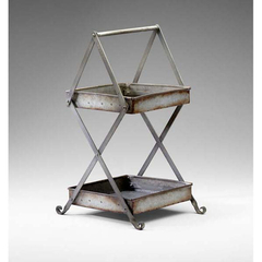 Buy Cyan Design Clayton Stand in Autumn Rust on sale online