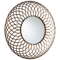 Buy Cyan Design Fairplex 39 Inch Round Mirror on sale online