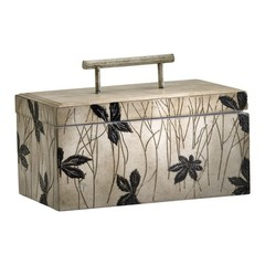Buy Cyan Design Fiore Box in Brown and White on sale online