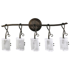 Buy Cyan Design Five Lamp Vanity Wall Sconce on sale online