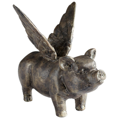 Buy Cyan Design Floyd Pig Sculpture on sale online