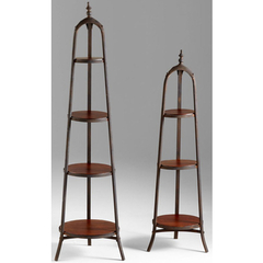 Buy Cyan Design Hampden Etageres (Set of 2) on sale online