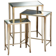 Buy Cyan Design Harrow 19x12 Nesting Tables (Set of 3) on sale online
