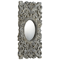 Buy Cyan Design Islay 29.5x14.25 Mirror in Grey on sale online