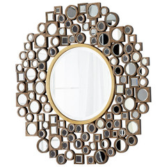 Buy Cyan Design Jorn 48 Inch Round Mirror on sale online