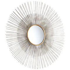 Buy Cyan Design Large Pixley 36 Inch Round Mirror on sale online