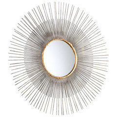 Buy Cyan Design Medium Pixley 26 Inch Round Mirror on sale online
