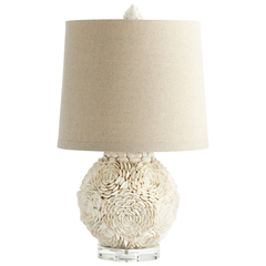Buy Cyan Design Mum Table Lamp in White on sale online
