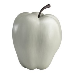 Buy Cyan Design Oversized Apple Sculpture in White on sale online
