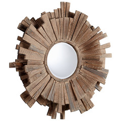 Buy Cyan Design Polk 42 Inch Round Mirror on sale online