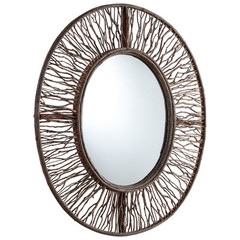 Buy Cyan Design Rossi 34 x 29 Mirror on sale online
