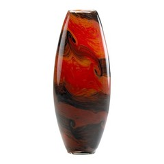 Buy Cyan Design Small Italian Vase in Caramel Swirl on sale online
