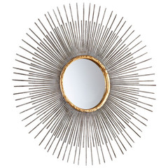 Buy Cyan Design Small Pixley 18 Inch Round Mirror on sale online