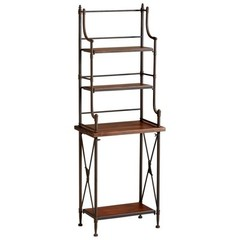 Buy Cyan Design Sydney Bakers Rack in Autumn Rust on sale online