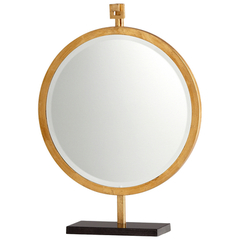 Buy Cyan Design Westwood 24.25x18.25 Mirror on Stand in Gold on sale online