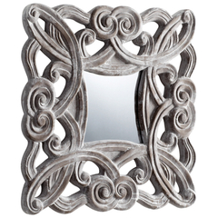 Buy Cyan Design Wick 20 Inch Square Mirror on sale online