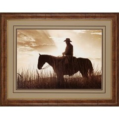Buy Paragon Day's End 46x36 Framed Wall Art  on sale online