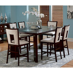Buy Steve Silver Delano 7 Piece 60x44 Counter Height Set on sale online