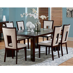 Buy Steve Silver Delano 7 Piece 60x44 Dining Room Set on sale online