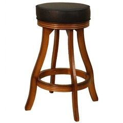 Buy American Heritage Designer 30 Inch Barstool in Vintage Oak on sale online