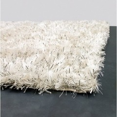 Buy Chandra Rugs Dior Hand-Woven Contemporary Ivory Rug - DIO14400 on sale online