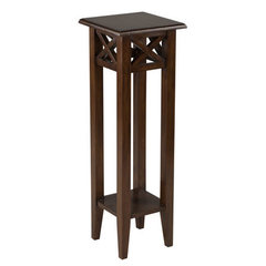 Buy Cooper Classics Dublin 36 Inch Pedestal in Light Brown on sale online