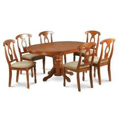 Buy East West Furniture Avon 5 Piece 60x42 Dining Room Set w/ 4 Kitchen Chairs on sale online