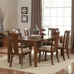 Buy Steve Silver Easton 7 Piece 78x42 Dining Room Set on sale online