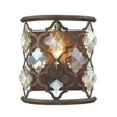 Buy Elk Lighting Armand Traditional 1 Light Sconce in Weathered Bronze on sale online