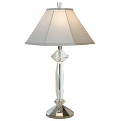 Buy Trend Lighting Eloquence Crystal 31 Inch Table Lamp on sale online
