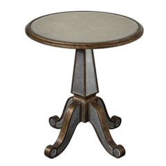 Buy Uttermost 25x25 Eraman Accent Table on sale online
