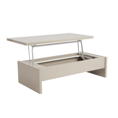Buy Eurostyle Aurora Lift Top 48x24 Coffee Table in Latte on sale online