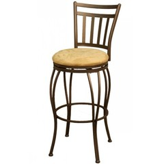 Buy American Heritage Folio 30 Inch Barstool in Topaz on sale online