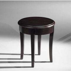 Buy Furnitech 24 Inch Square End Table in Wenge Finish on sale online