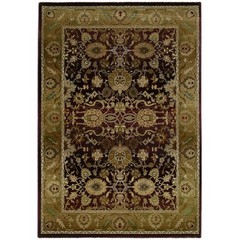 Buy Oriental Weavers Sphinx Generations Traditional Purple Rug - GNR-1732M on sale online