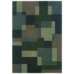 Buy Oriental Weavers Sphinx Genre Contemporary Blue Rug - GEN-501H8 on sale online