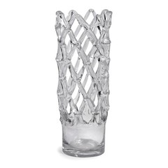 Buy IMAX Worldwide Glass Pillar Candleholder on sale online