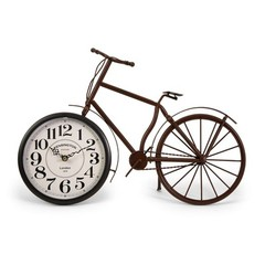 Buy IMAX Worldwide Higdon Bicycle Clock on sale online