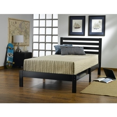 Buy Hillsdale Aiden Twin Bed in Black on sale online