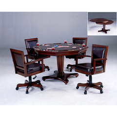 Buy Hillsdale Ambassador 5 Piece Game Table Set on sale online