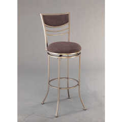 Buy Hillsdale Amherst Swivel 24 Inch Counter Height Stool on sale online