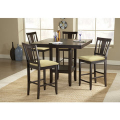 Buy Hillsdale Arcadia 5 Piece Counter Height Set on sale online