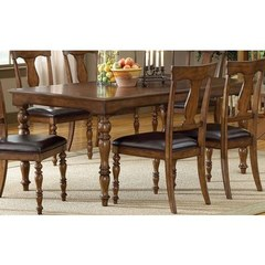 Buy Hillsdale Arlington 60x40 Dining Table w/ Leaf on sale online