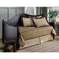 Buy Hillsdale Augusta Daybed in Rubbed Black on sale online