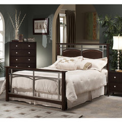 Buy Hillsdale Banyan Panel Bed on sale online