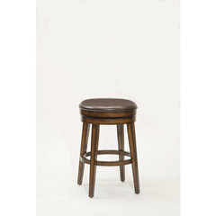 Buy Hillsdale Beechland Backless Swivel 26.5 Inch Counter Height Stool on sale online
