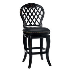 Buy Hillsdale Braxton Wood 30 Inch Barstool on sale online