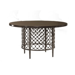 Buy Hillsdale Brescello 52x52 Round Dining Table on sale online